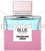 Antonio Banderas Blue Seduction Sparkling Aqua туалетная вода объем 100 мл (ОРИГИНАЛ)