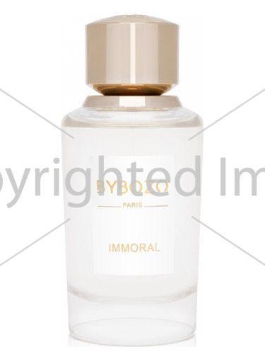 Bybozo Immoral парфюмированная вода объем 75 мл (ОРИГИНАЛ)