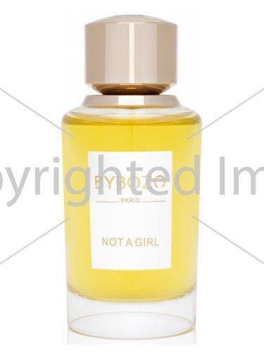 Bybozo Not A Girl парфюмированная вода объем 75 мл (ОРИГИНАЛ)