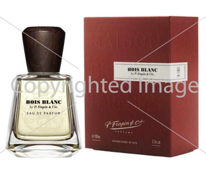 Frapin Bois Blanc парфюмированная вода объем 100 мл (ОРИГИНАЛ)