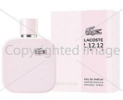 Lacoste L.12.12 Rose парфюмированная вода объем 100 мл тестер (ОРИГИНАЛ)