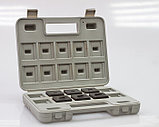 НМ-300-НШВИ (КВТ) Набор матриц  для опрессовки втулочных наконечников, фото 2