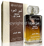 Lattafa Perfumes Ameer Al Oudh Intense парфюмированная вода объем 100 мл (ОРИГИНАЛ)