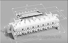 Плинт KRONE a-b-s для коммутации цифровых потоков (2Мбит/с) Германия