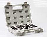 НМ-300 ТА Набор матриц для опрессовки алюминиевых и алюмомедных наконечников по ГОСТ, фото 2