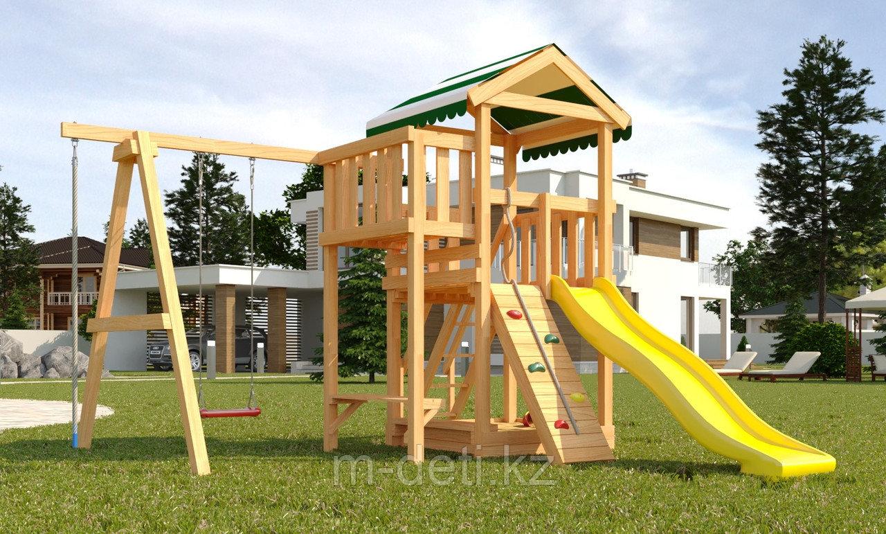 Детская площадка Савушка Мастер-1