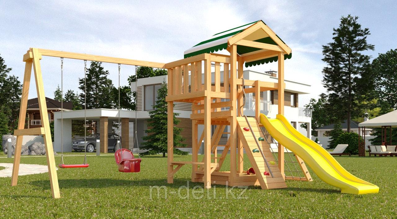 Детская площадка Савушка Мастер-2