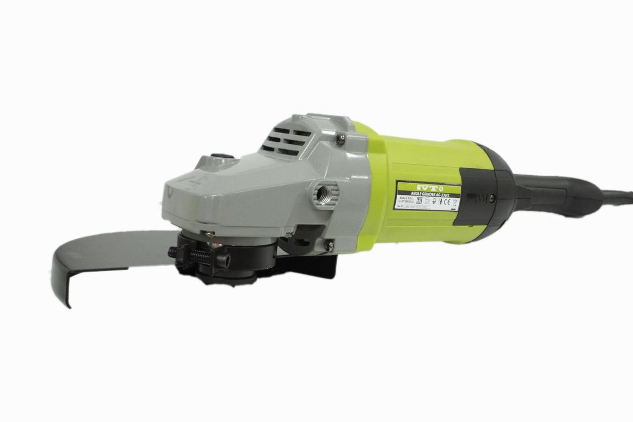 Углошлифовальная машина IVT AG-230/2-RC