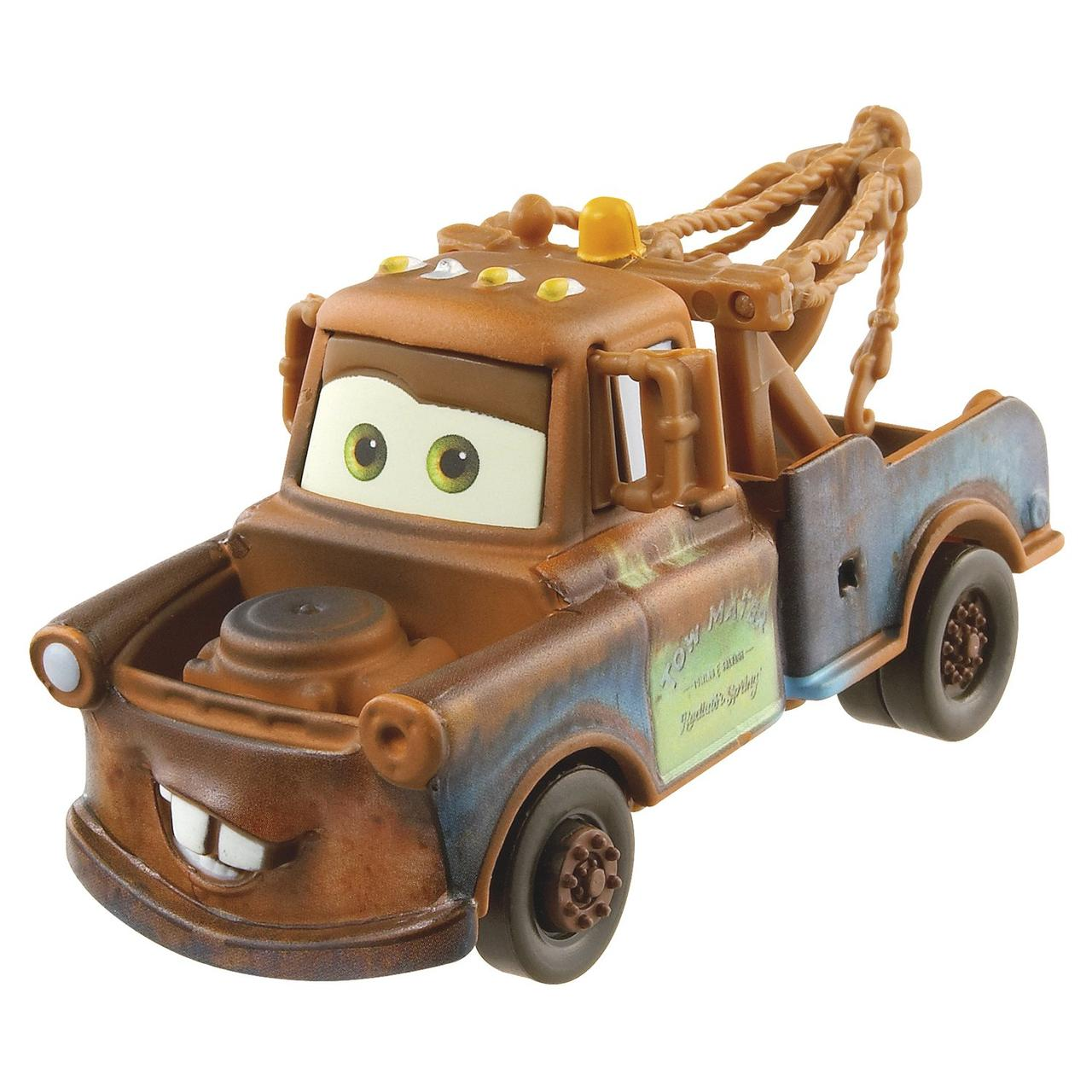 "Cars / Тачки ""Radiator Springs"" Металлическая модель Мэтр"