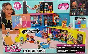 Игровой набор Clubhouse Клубный дом LOL Surprise