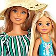 Barbie Игровой набор Магазин Кафе-мороженое с куклами Барби и Челси, фото 5