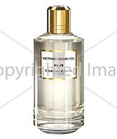 Mancera Vetiver Sensuel парфюмированная вода объем 60 мл тестер (ОРИГИНАЛ)
