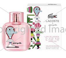 Lacoste Eau de Lacoste L.12.12 Sparkling Collector Edition Pour Femme Jeremyville туалетная вода объем 1,2 мл