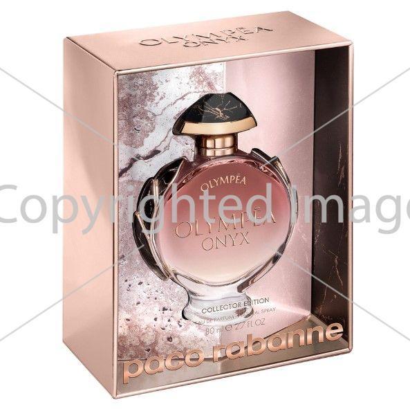 Paco Rabanne Olympea Onyx Collector Edition парфюмированная вода объем 80 мл тестер (ОРИГИНАЛ)