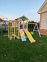Детская площадка Савушка Мастер-3, фото 2