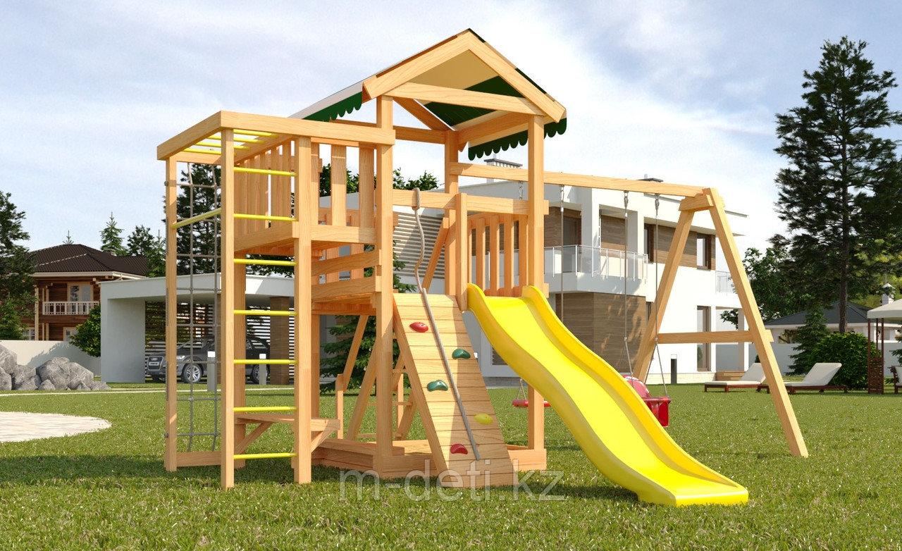 Детская площадка Савушка Мастер-3