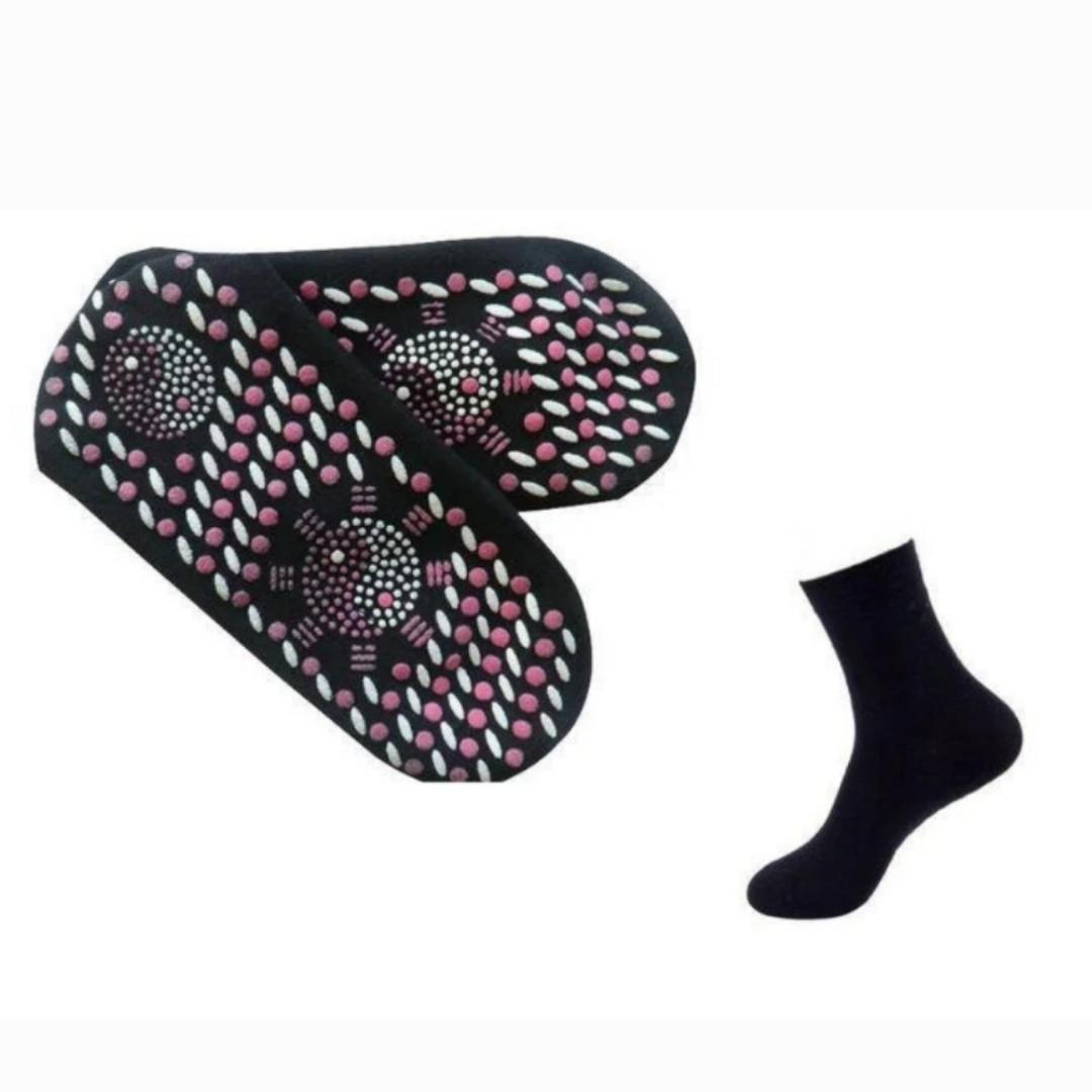 Согревающие турмалиновые носки - TURMALINE