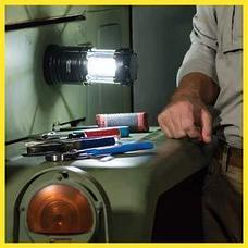 Раскладной туристический LED-фонарь Чемпион Дачный сезон!, фото 2