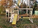 Детская площадка Савушка Мастер-4, фото 4