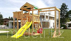 Детская площадка Савушка Мастер-4