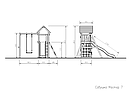 Детская площадка Савушка Мастер-7, фото 10