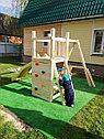 Детская площадка Савушка Мастер-6 с качелями, фото 2
