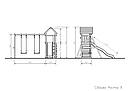 Детская площадка Савушка Мастер-8, фото 7