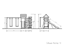 Детская площадка Савушка Мастер-10, фото 10