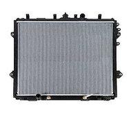 Радиатор охлаждения двигателя 1640031710 Toyota (Оригинал) TY LC Prado 150 1GR 4.0