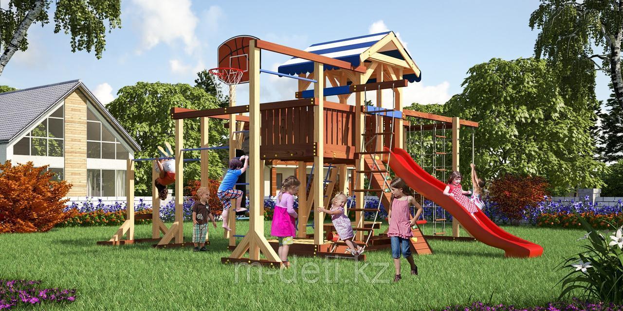 Детская площадка Савушка - 19 Семейная