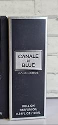 Масляные духи с феромонами  , Canale Di Bluel 10 мл.