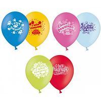 Воздушные шарики 1111-0036 5 шт. в упаковке