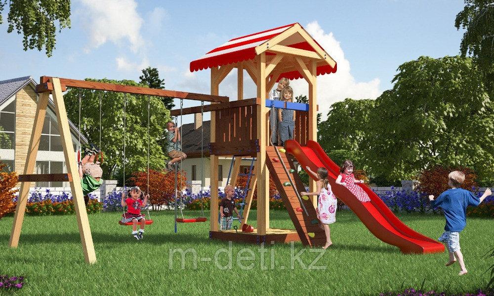 Детская площадка Савушка - 5