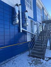 2020 год. ADRIAN Group.Спортивно – оздоровительный комплекс «ЛОКОМОТИВ», г. Тараз, Оборудование: газовые генераторы теплого воздуха ADRIAN-AIR MID2065 B - 1 ед., ADRIAN-AIR MID2090 B - 1 ед.