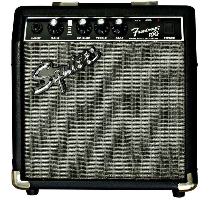 Комбоусилитель гитарный SQUIER FRONTMAN 10G 10 WATTS