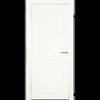 Межкомнатная дверь - ДЛ 505 ПГ Крем - Экошпон