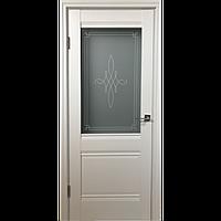 Межкомнатная дверь - ПО Белая - Полипропилен