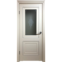 Межкомнатная дверь - ПО Ваниль - Полипропилен
