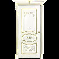 Межкомнатная дверь - ДЛ 260 ПГ - Натуральный шпон