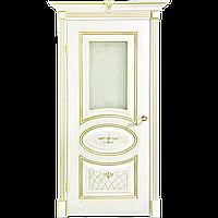 Межкомнатная дверь - ДЛ 260 ПО - Натуральный шпон