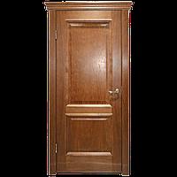 Межкомнатная дверь - ДЛ 210 ПГ - Натуральный шпон