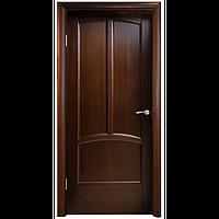 Межкомнатная дверь - Ветразь ПГ Венге - Натуральный шпон