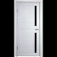 Межкомнатная дверь - Техно 2 Эшвайт - Экошпон