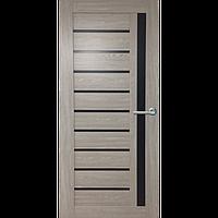 Межкомнатная дверь - Техно 9 Дуб корона - Экошпон