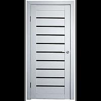 Межкомнатная дверь - Техно 9 Эшвайт - Экошпон