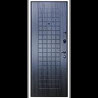 Внутренняя входная дверь мд. 11 DLM 10 Графит