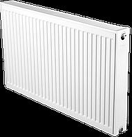 Радиатор стальной тип 22K H300мм*L400мм панельный Bjorne боковое подключение