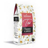 Polezzno чай ромашка и ройбуш, 20 пакетиков