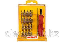Набор отверток для точных работ 32 предмета Rexant (12-4701), фото 2