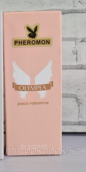 Масляные духи с феромонами  для  женщин , Olympéa   10 мл.